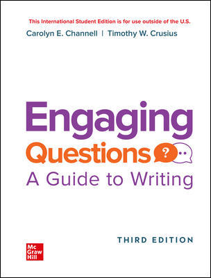 ISE Engaging Questions: A Guide to Writing 3e