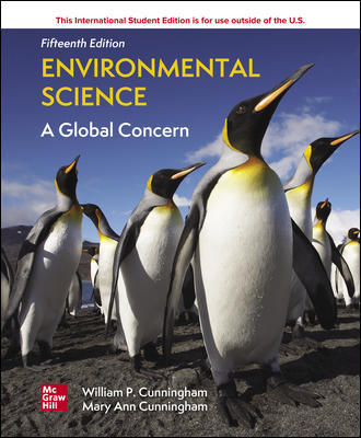 ISE Environmental Science: A Global Concern