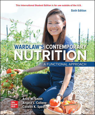 ISE Wardlaw's Contemporary Nutrition: A Functional Approach