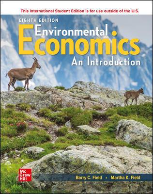 ISE Environmental Economics