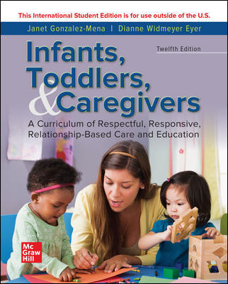 ISE INFANTS TODDLERS & CAREGIVERS:CURRICULUM RELATIONSHIP
