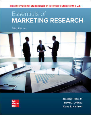 ISE Essentials of Marketing Research