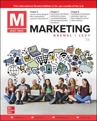 ISE M: Marketing