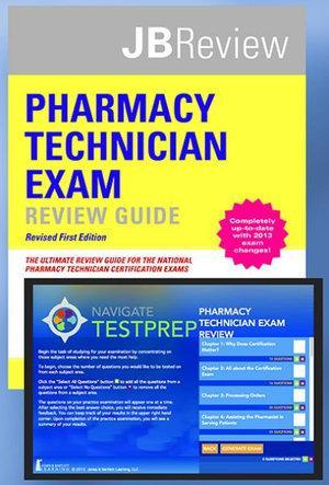 Pharmacy Technician Exam Review Guide & Navigate Testprep