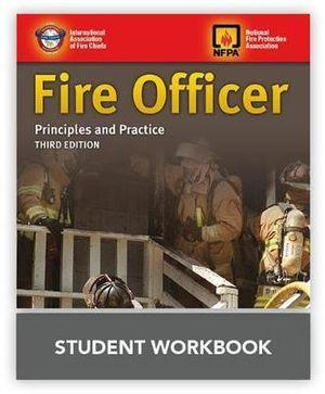 Fire Officer: Principles And Practice Student Workbook