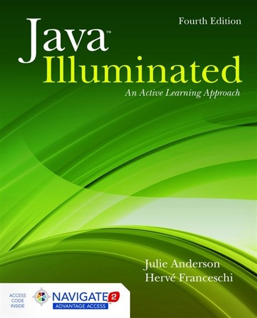 Java Illuminated An Active Learning Approach