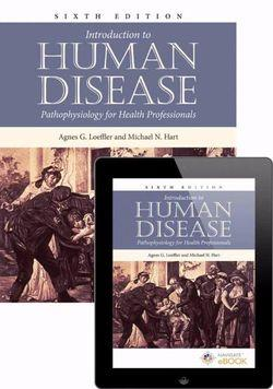 Text And Ebook: Introduction To Human Disease: Pathophysiology For Health Professionals