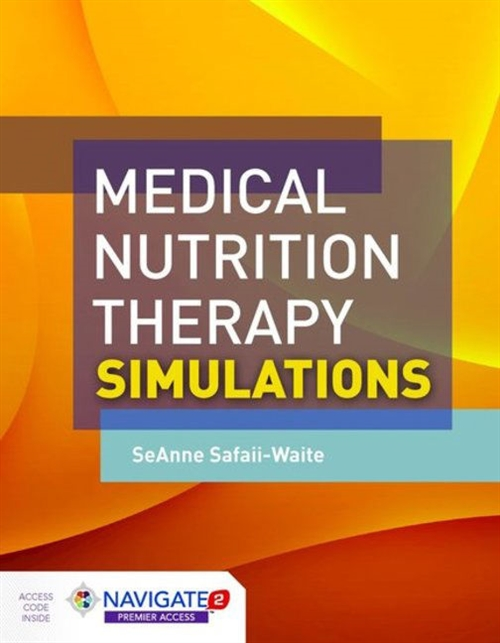 Medical Nutrition Therapy Simulations with Navigate 2 Premier Access