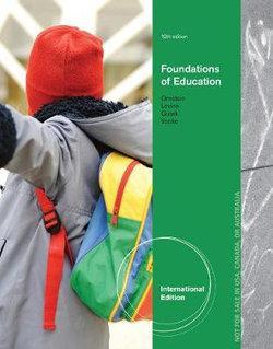 Foundations of Education, International Edition