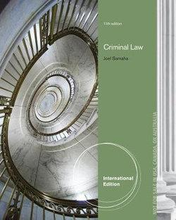 Criminal Law, International Edition