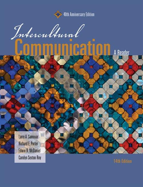 Intercultural Communication : A Reader