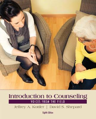 Introduction to Counseling : Voices from the Field