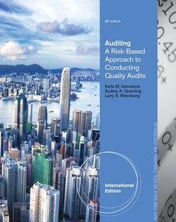 Auditing : A Risk- Based Approach to Conducting a Quality Audit, International Edition (with ACL CD-ROM)