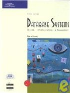 Database Systems: Design, Implementation, and Management (with Printed Access Card)