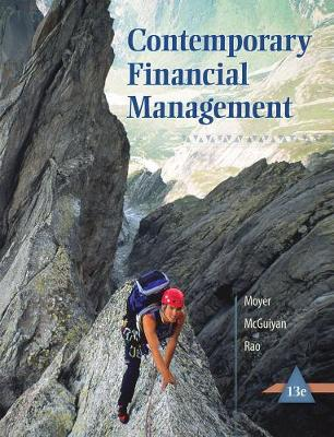 Contemporary Financial Management (with Thomson ONE - Business School Edition 6-Month Printed Access Card)