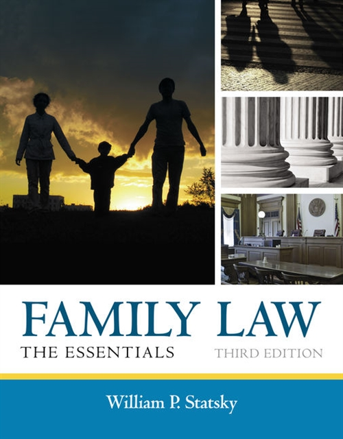 Family Law : The Essentials