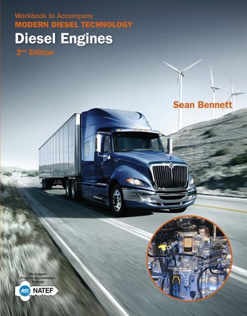 Workbook for Bennett's Modern Diesel Technology: Diesel Engines, 2nd