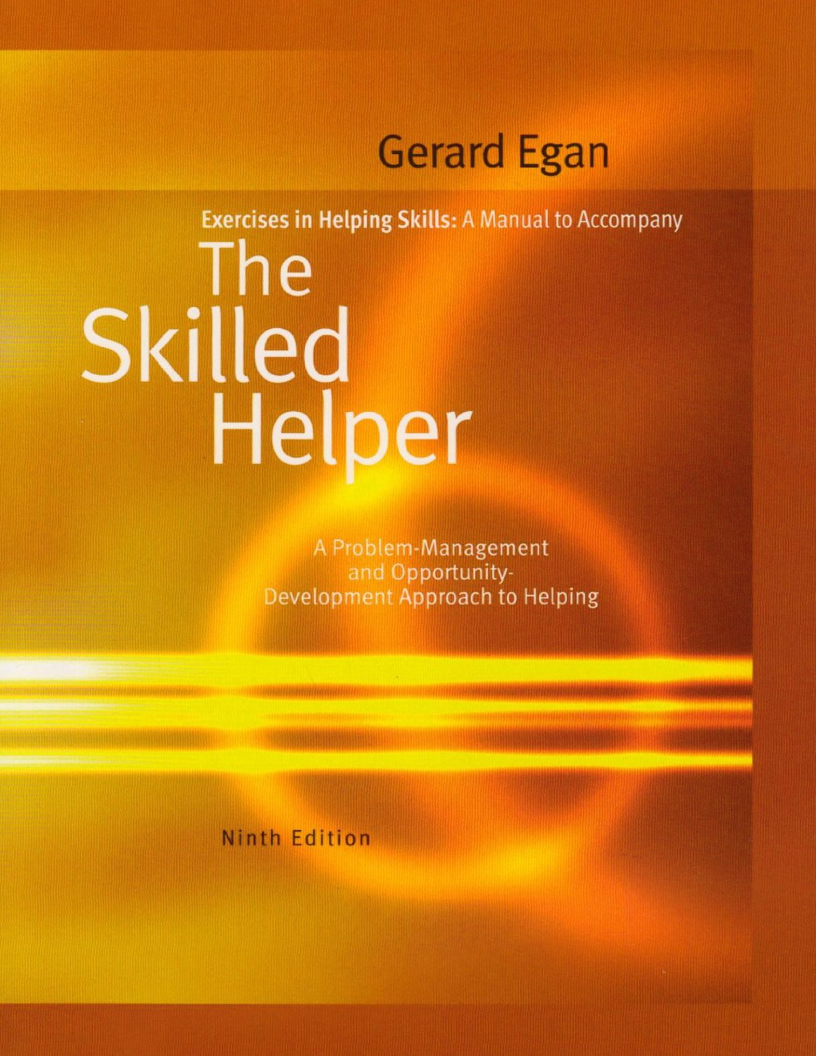 The Skilled Helper + Student Workbook Exercises + Skilled Helping Around the World (Package)
