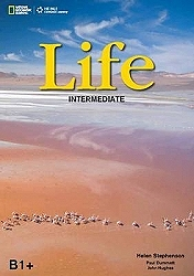 Life Intermediate Student Combo Split Edition B (Units 7 to 12) - Book, CDs and DVD 1st ed