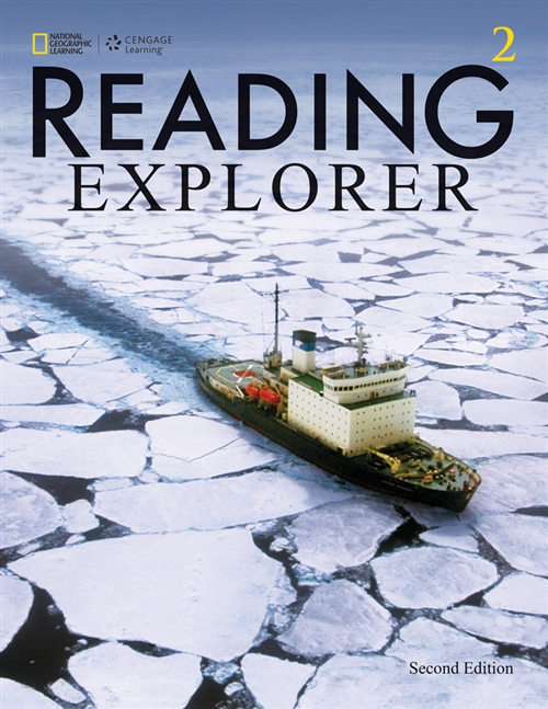 Reading Explorer - Level 2: Student Book ONLY (2nd ed)