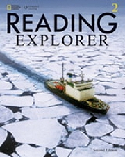 Reading Explorer Level 2 Classroom Audio CD/DVD ( 2nd ed )
