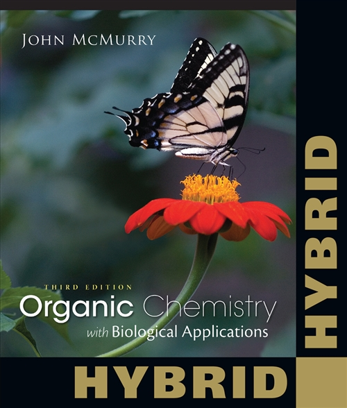 Organic Chemistry : With Biological Applications, Hybrid Edition (with OWLv2 24-Months Printed Access Card)