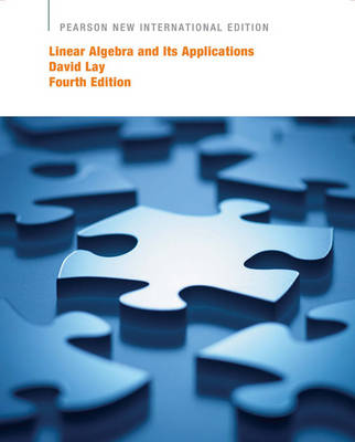 Linear Algebra and Its Applications ( New Pearson International 4th Revised Edition)