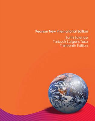 Earth Science: Pearson New International Edition