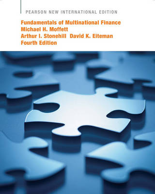 Fundamentals of Multinational Finance: Pearson New International Edition