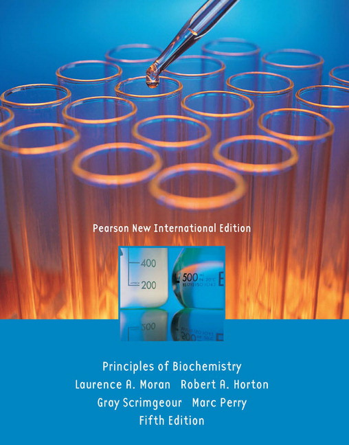 Principles of Biochemistry, Pearson New International Edition
