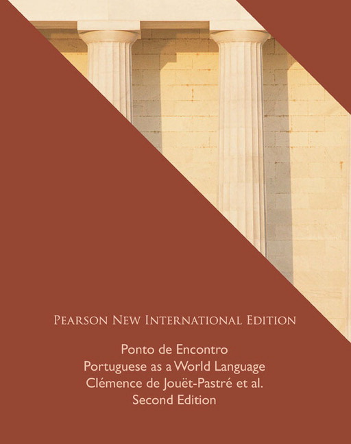 Ponto de Encontro: Portuguese as a World Language, Pearson New International Edition
