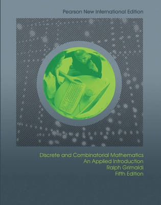 Discrete and Combinatorial Mathematics: Pearson New International Edition