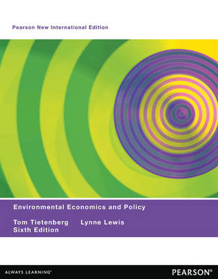 Environmental Economics and Policy, International Edition