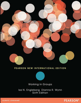 Working in Groups, Pearson New International Edition