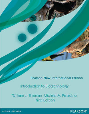 Introduction to Biotechnology, International Edition