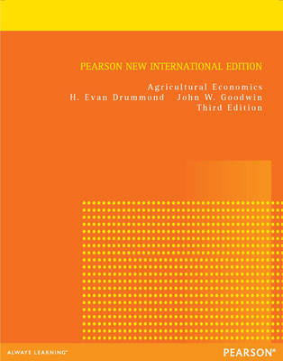Agricultural Economics, Pearson New International Edition