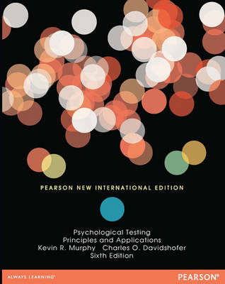 Psychological Testing: Principles and Applications, Global Edition