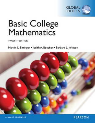 Basic College Mathematics, Global Edition