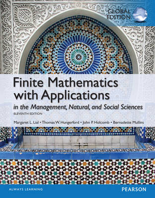 Finite Mathematics with Applications, Global Edition