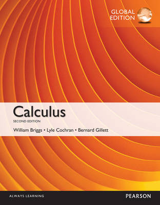 Calculus, Global Edition