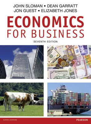 Economics for Business + MyLab Economics