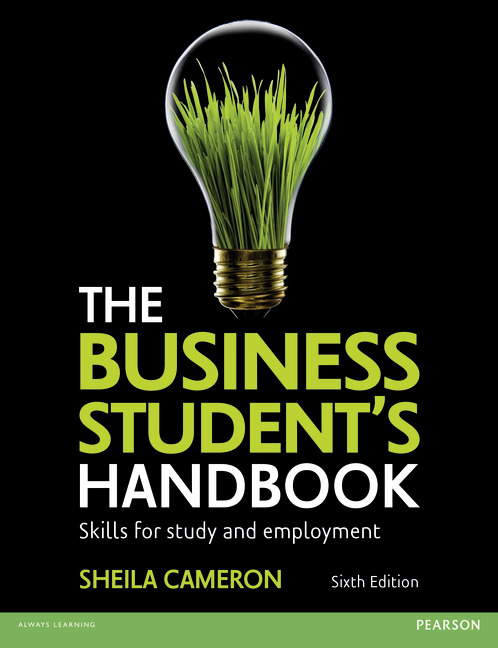 The Business Student's Handbook: Skills for Study and Employment