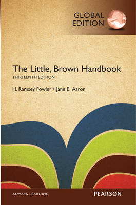 The Little Brown Handbook, Global Edition