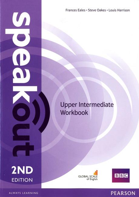 Speakout Upper Intermediate Workbook without Key