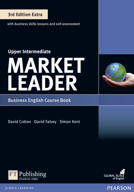 Market Leader Extra Upper Intermediate Course Book with DVD-Rom + MyEnglishLab