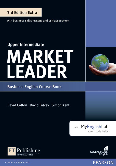 Market Leader Extra Upper Intermediate Course Book with DVD