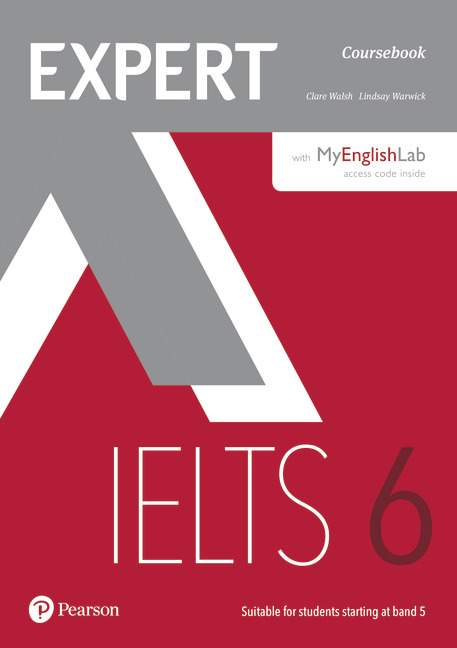 Expert IELTS 6 Coursebook + MyLab English