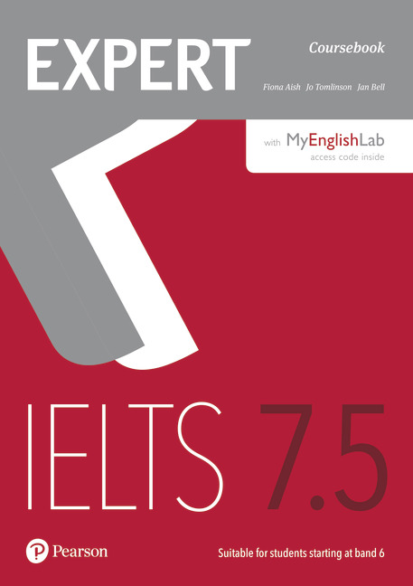 Expert IELTS 7.5 Coursebook + MyLab English