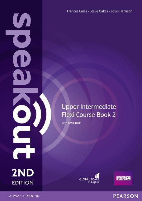 Speakout Upper Intermediate Students' Book with Workbook Flexi B