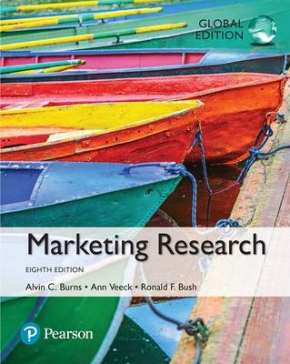 Marketing Research, Global Edition